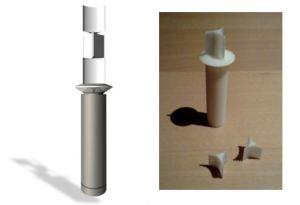 LUXEOLE SKY MEDIA 3D-print